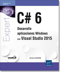 c# 6 azul